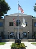 Image for City Hall Nautical Flagpole - New Smyrna Beach, FL