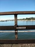 Image for Stearns Wharf Bike Tender, Santa Barbara, CA
