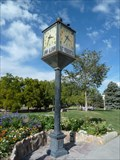 Image for University of New Mexico Commons Clock - Albuquerque, New Mexico