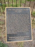 Image for The Old Spanish Trail  1829 - 1848