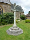 Image for WWII Memorial, St Mary's Church, Tenbury Wells, Worcestershire, England