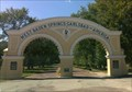 Image for West Baden Springs Hotel Arch - West Baden, IN