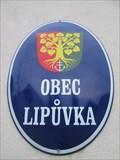 Image for Znak obce - Lipuvka, Czech Republic