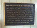 Image for Beginning of the Internet Age - Portola Valley, California