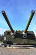 Image for 150 mm artillery at Koldkrigsmuseum Stevnsfort - Rødvig, Denmark