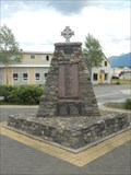 Image for War Memorial Cairn - Golden, British Columbia