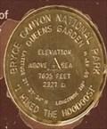 "Image for 37º 37' 34""N 112º 09' 42""W - Bryce, UT"