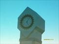 Image for Strand beach clock tower, Strand, SA