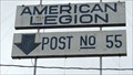"Image for ""American Legion Post No. 55"" - Bonners Ferry, Idaho"