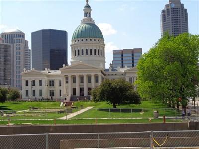 Old Courthouse - St. Louis, Missouri, USA.