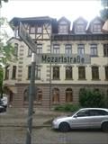 Image for Mozartstraße (Austrian Edition)- 99310 Arnstadt/Germany/THR