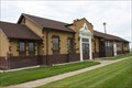 Image for Former Union Pacific Depot -- Cozad NE