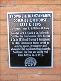 Image for Brown and Manzanares Commission House - Las Vegas, New Mexico
