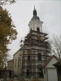 Image for Pozdne barokní farní kostel sv. Štepána - Hrusovany nad Jevisovkou, Czech Republic