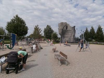 Fitness Trail (Olympia park) - Brno