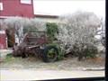 Image for Old thrashing machine - Haltom City, Texas