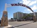 Image for Daytona Beach - Freestanding Arch - Florida, USA.