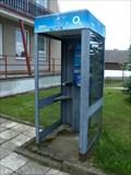 Image for Payphone / Telefonní automat  -  Mladé Bríšte, okres Pelhrimov, CZ