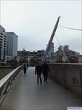 Image for South Quay Footbridge - South Dock, Docklands, London, UK