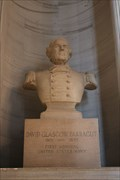 Image for ADM David Glasgow Farragut, USN -- TN State Capitol, Nashville TN