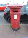 Image for Victorian Post Box - Marine Parade, Great Yarmouth, UK