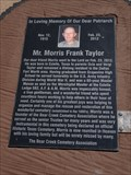 Image for Morris Frank Taylor - Bear Creek Cemetery - Euless, TX