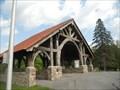 Image for Presbyterian Cemetery Lychgate - Hollidaysburg, PA