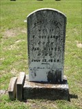 Image for FIRST Burial in High Cemetery - Canton, TX