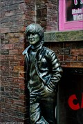 Image for John Lennon Statue - Mathew Street, Liverpool, UK
