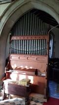 Image for Church Organ - St Nicholas - Shangton, Leicestershire