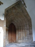 Image for Sé Velha de Viseu Doorway - Viseu, Portugal
