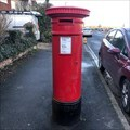 Image for Victorian Pillar Box - Haydon Road - Didcot - Oxfordshire - UK