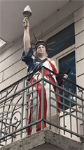 Image for Statues of Liberty in Eppendorf - Hamburg, Germany