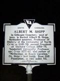 Image for Albert M. Shipp