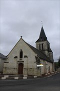 Image for Église Saint-Gervais et Saint-Protais - Luzé, France