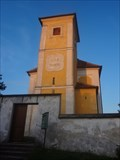 Image for 1721(MDCCXXI) - Kostel svatého Martina - St. Martin's Church (Rovecné, CZ)