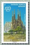 Image for The Expiatory Temple of the Sagrada Familia - Barcelona, Spain