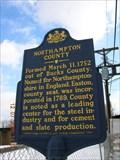 Image for NORTHAMPTON COUNTY