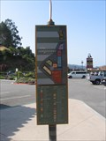 """Image for Strawberry Village """"You are Here"""" - Mill Valley, CA"""