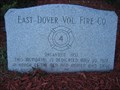 Image for East Dover Vol. Fire Co. Memorial