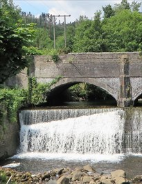 Afon Twrch Aqueduct
