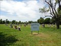 Image for Mount Pleasant Cemetery - Butterfield, MO