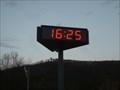 Image for Time panel na chodniku - Adamov, Czech Republic