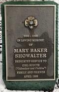 Image for Mary Baker Showalter - Oakton, Virginia