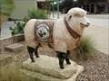 Image for Fake sheep, real prize for San Angelo groups - San Angelo, TX