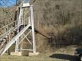 Image for Swinging Bridge over North Fork Holston River - Wadlow Gap, VA