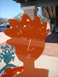 Image for Silhouette figures at the Multi Arts Center - Stillwater, OK