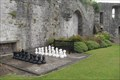 Image for Giant Chess, Caldicot Castle, Caldicot, Monmouthshire, S.Wales.
