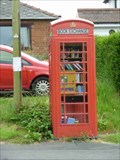 Image for Red Phone Box Book Exchange, Catshill, Worcestershire, England