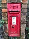 Image for Victorian Wall Post Box - Goddards Green near Burghfield - Berkshire - UK